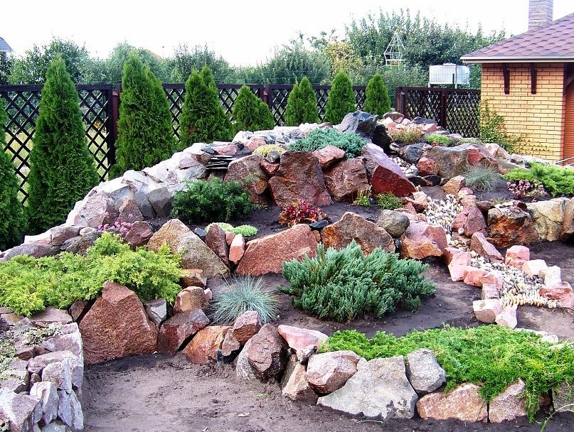 Сад дизайн своими руками фото
