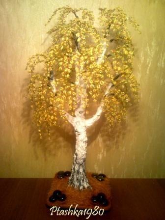 Декоративное дерево сделать своими руками