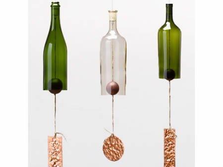 Поделки из бутылок для сада