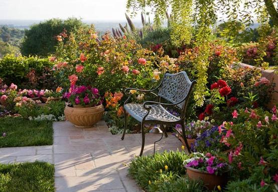 Садовые скамейки для дачи