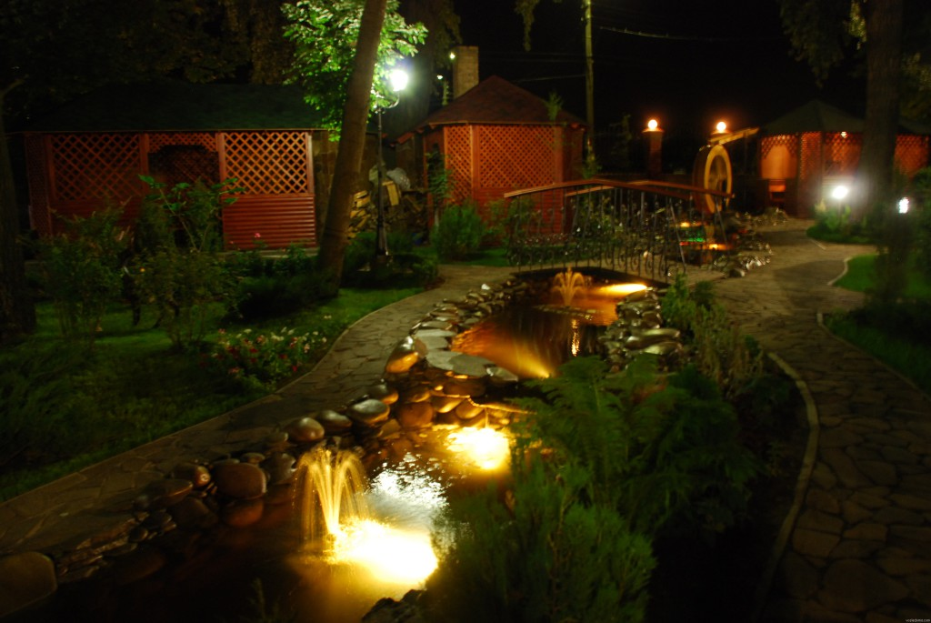 Садово парковое освещение