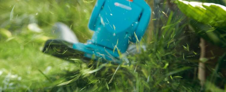 триммер для травы электрический