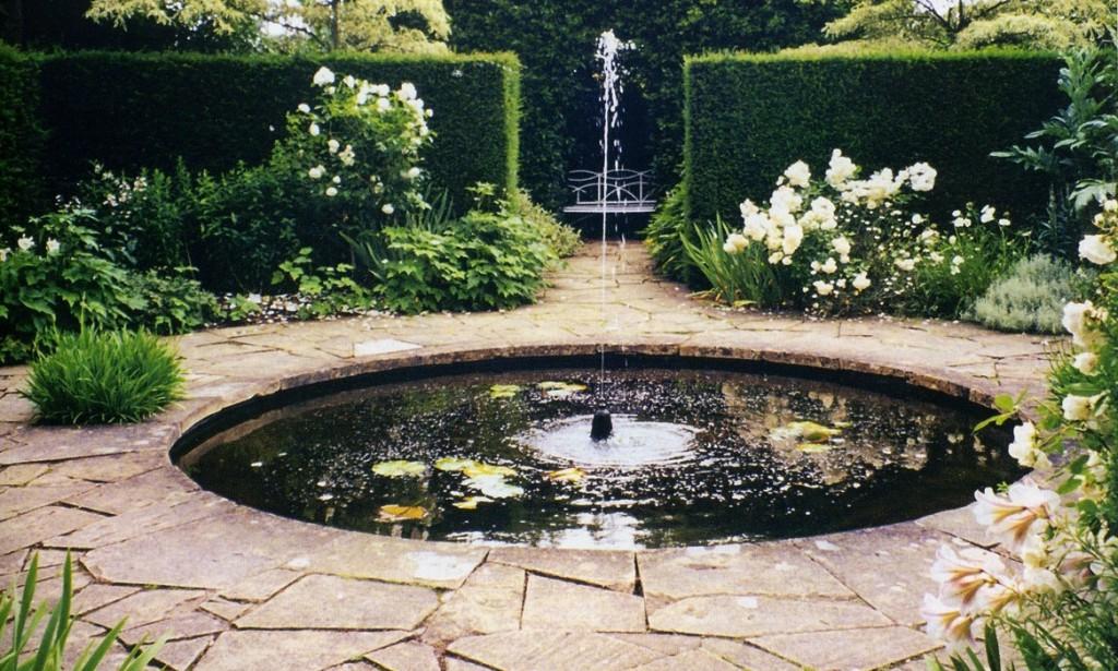 фонтаны для дачи