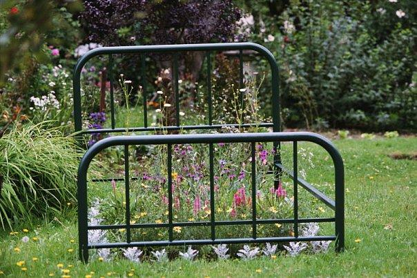 садовый дизайн участка своими руками