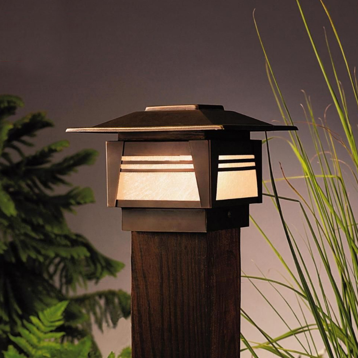 светодиодные ландшафтные светильники