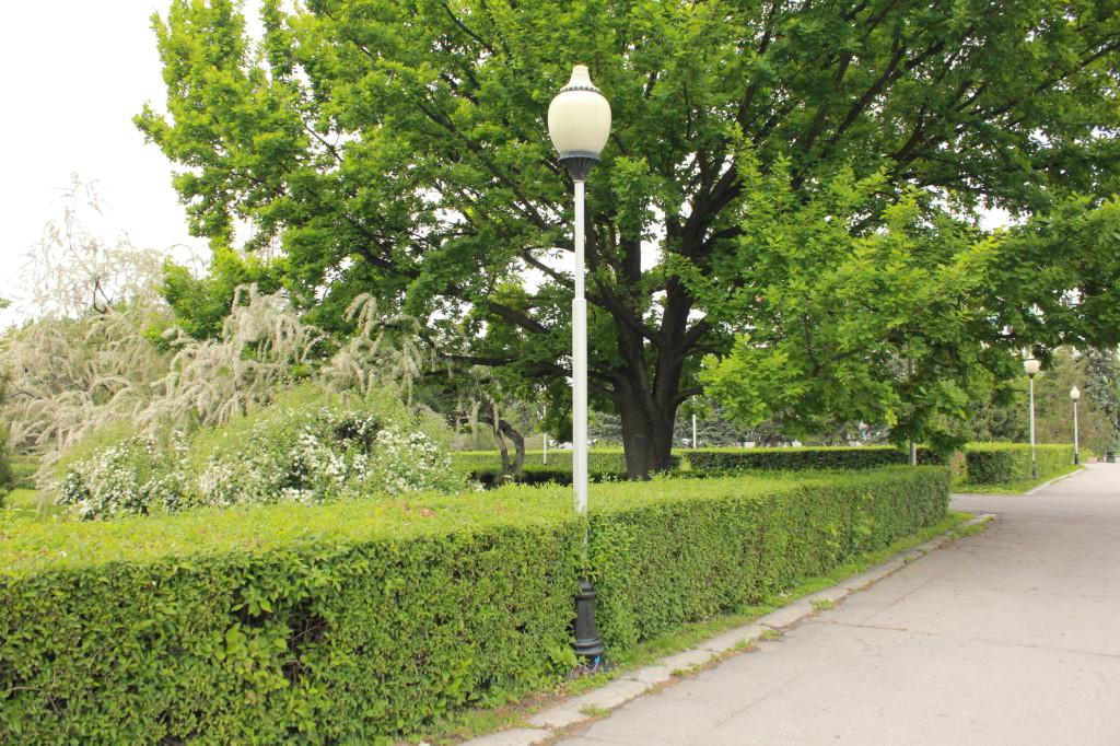 Декоративные садовые ограждения из пластика