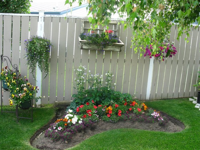 Садовые ограждения