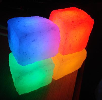 Камни светящиеся в темноте