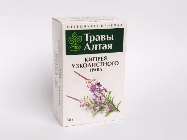 Иван-чай в аптеке