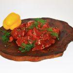 мясо с укропом