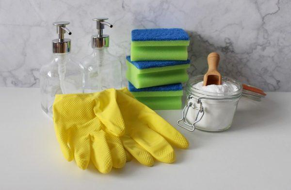 кухня чистота