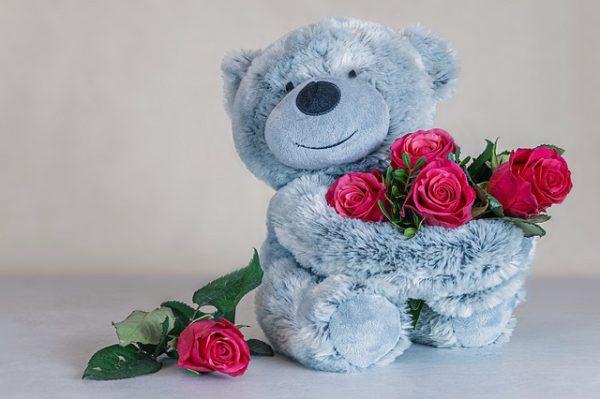 розы и медведь